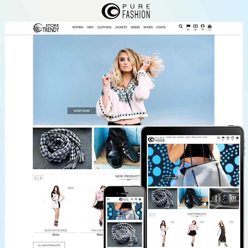theme - Moda & Obuwie - Fashion Pure Store - 2