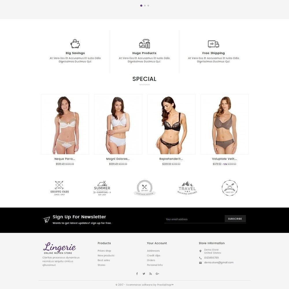 theme - Lingerie & Adult - Lingerie Women Shop - 3