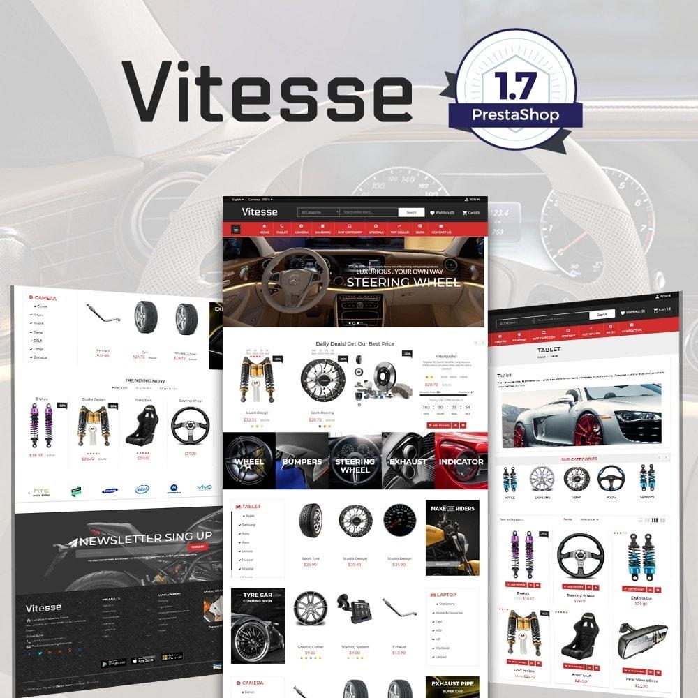 theme - Deportes, Actividades y Viajes - Vitesse Car & Moto Sport Store - 1