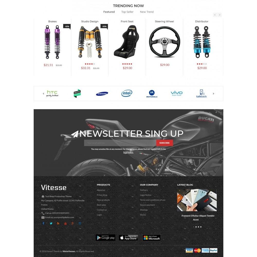 theme - Deportes, Actividades y Viajes - Vitesse Car & Moto Sport Store - 4