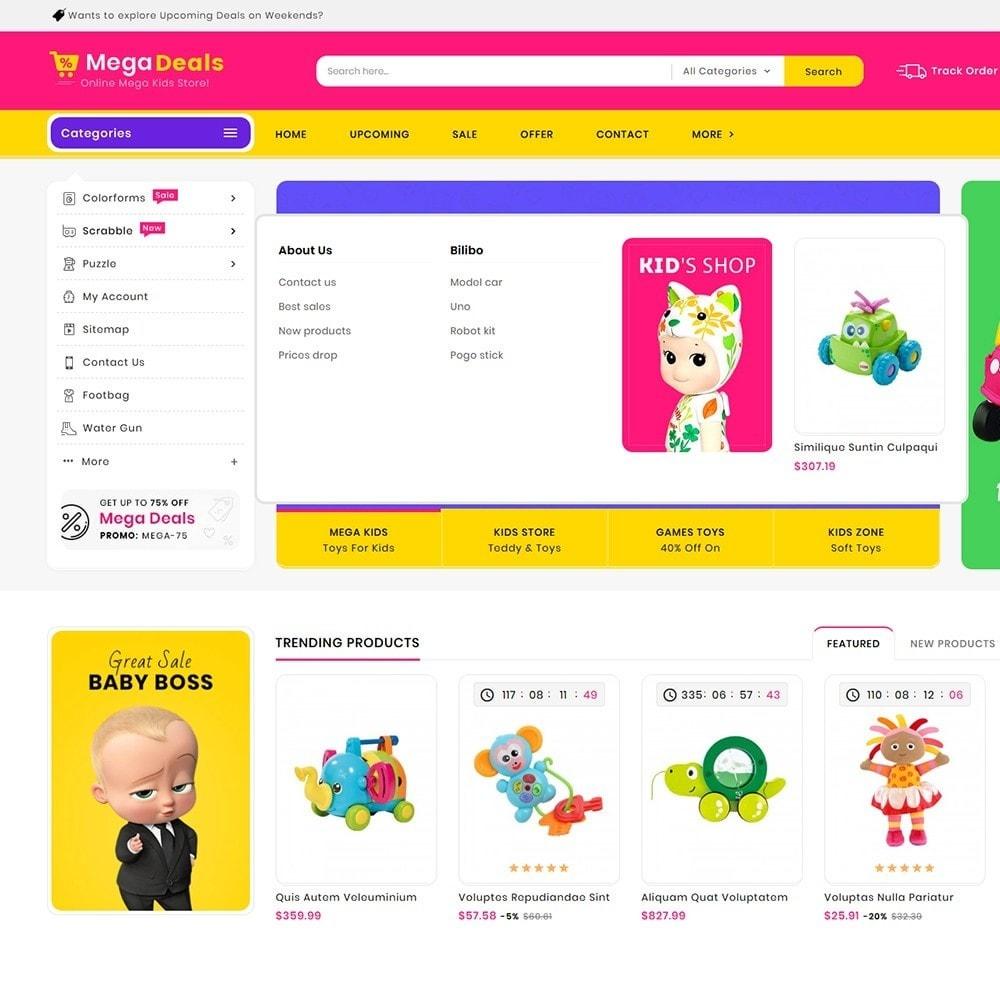 theme - Crianças & Brinquedos - Mega Deals Kid Toys - 10