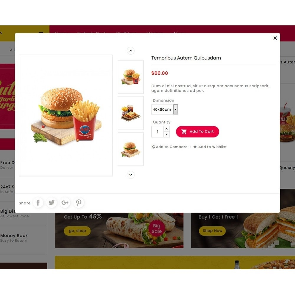 theme - Food & Restaurant - Fast Food Corner - 8