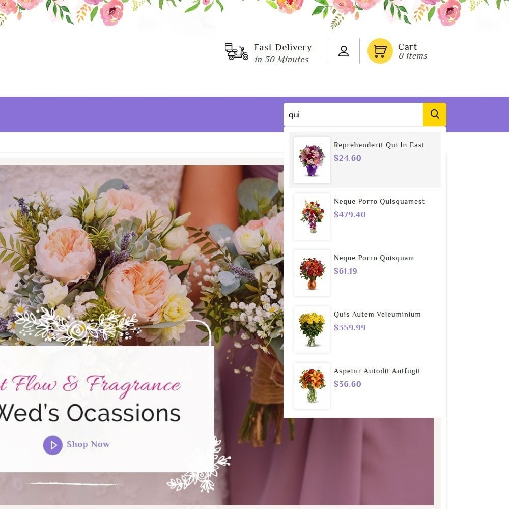 theme - Gifts, Flowers & Celebrations - Flowers & Blooming Arts - 11