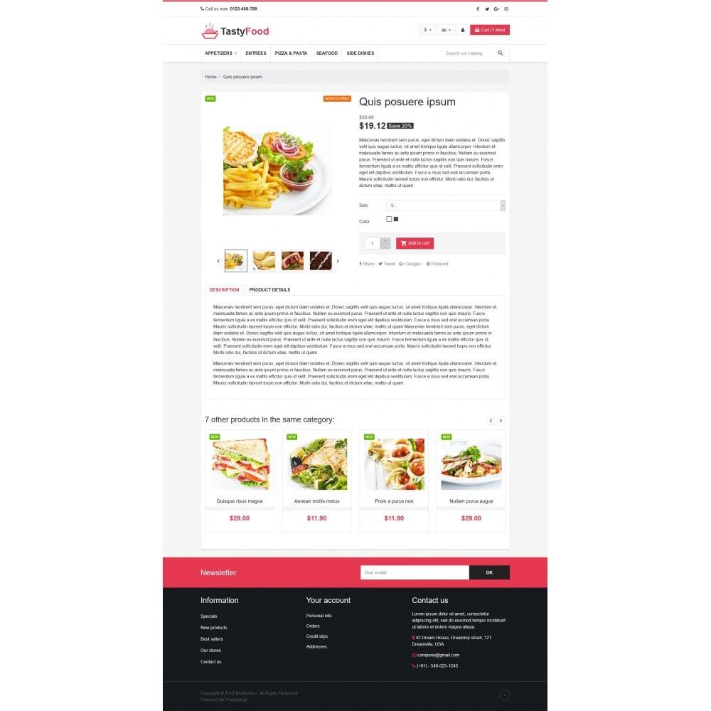 theme - Gastronomía y Restauración - VP_TastyFood Store - 4