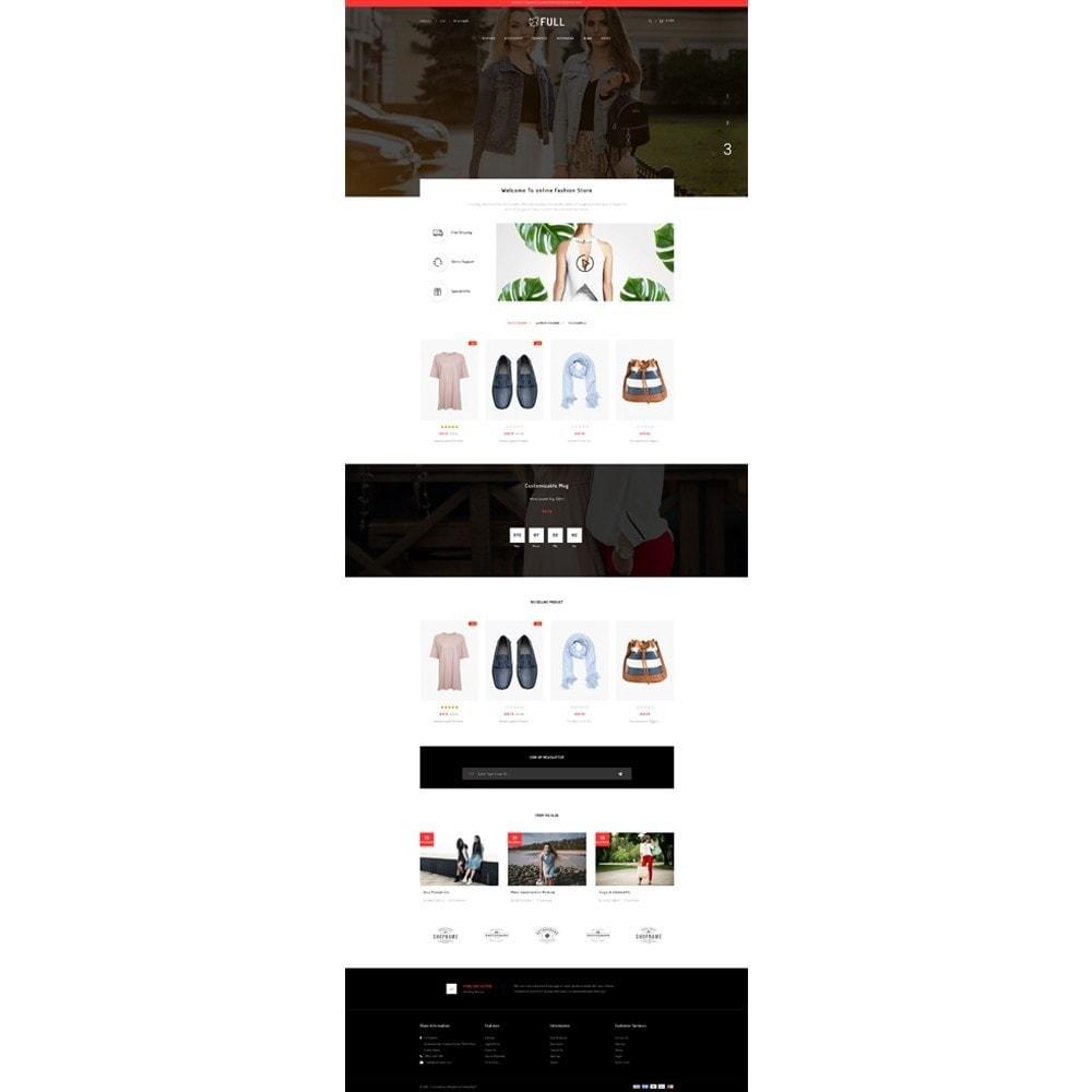 theme - Fashion & Shoes - Full Fashion Store - 2