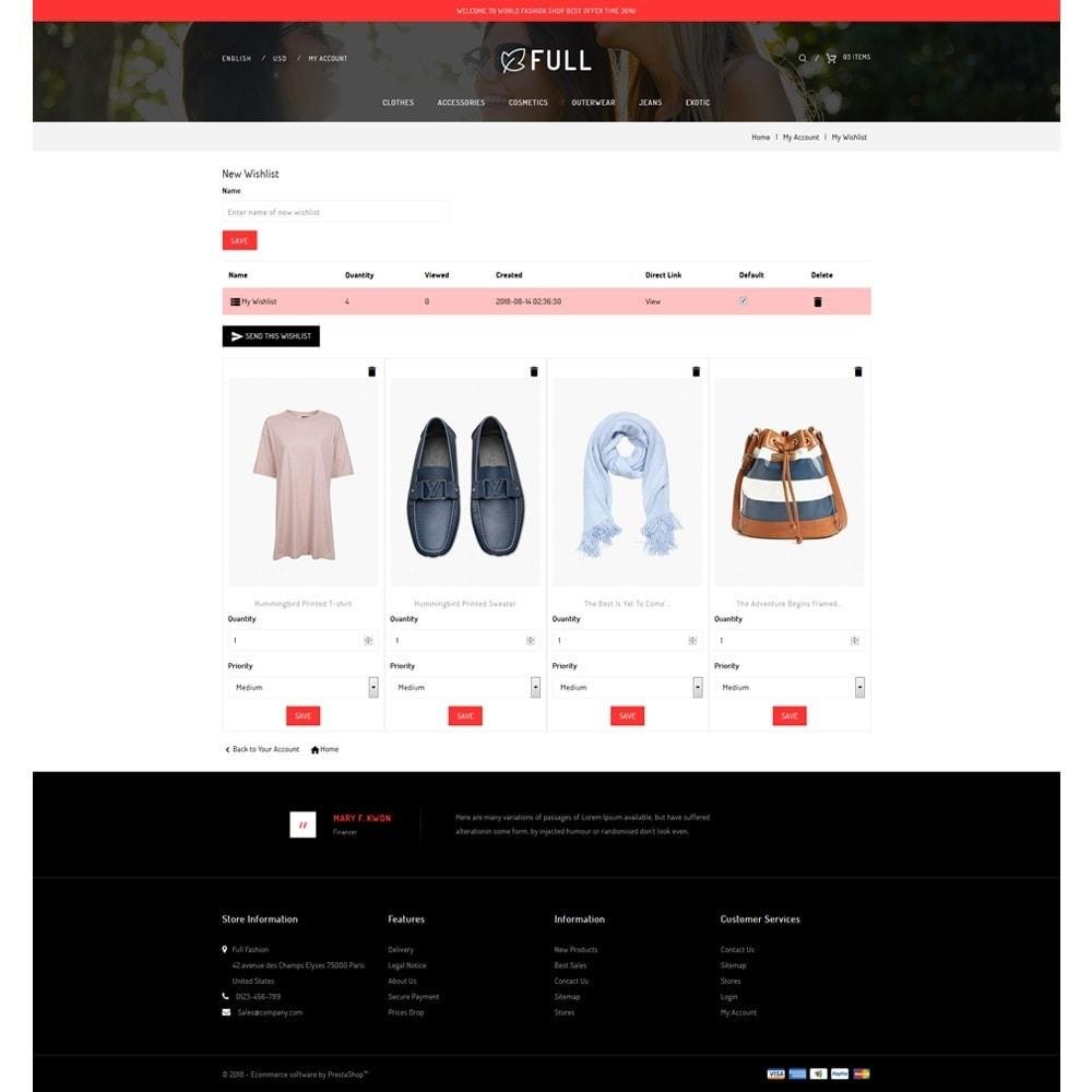 theme - Fashion & Shoes - Full Fashion Store - 10
