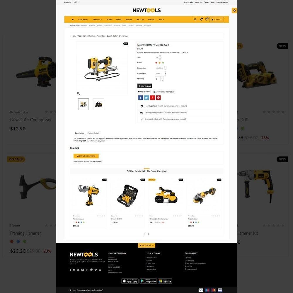theme - Automotive & Cars - Tools –Tools Mega Shop - 5