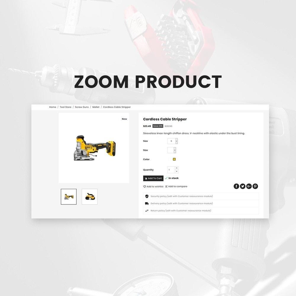 theme - Automotive & Cars - Toolen Mega Tools Super Store - 7