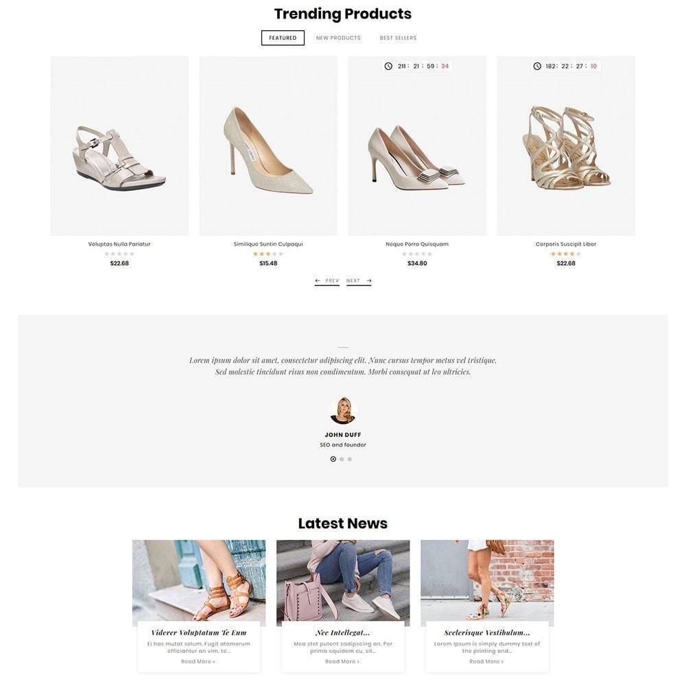 theme - Moda & Calzature - Bravo Luxe Shoes - 3