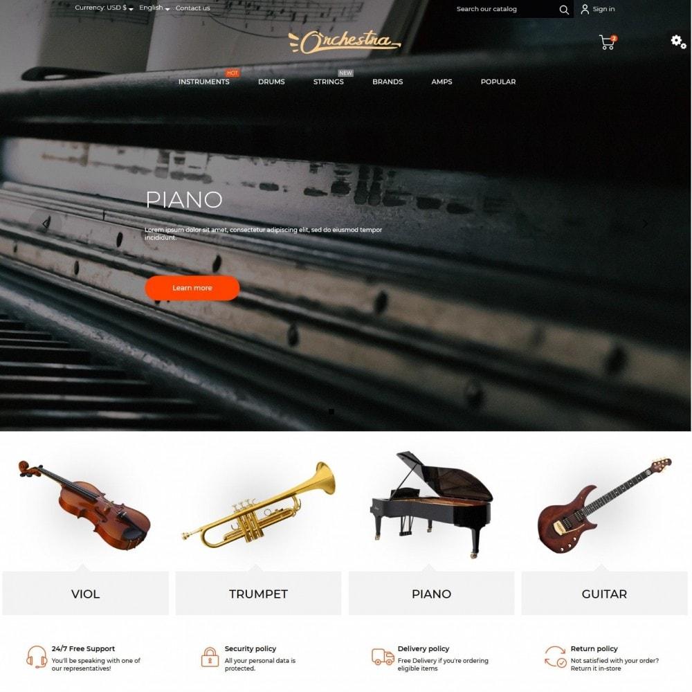 theme - Art & Culture - Orchestra - 2