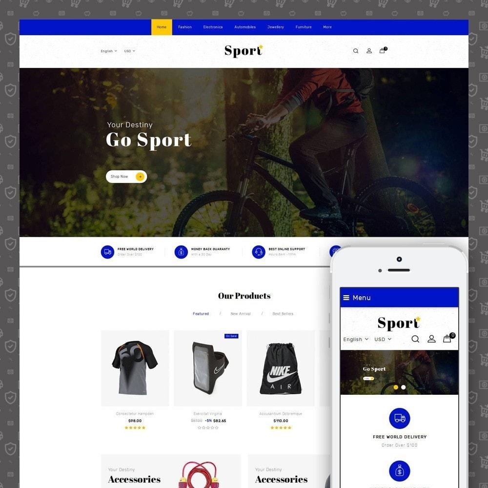 theme - Sport, Aktivitäten & Reise - Sport Star - 1