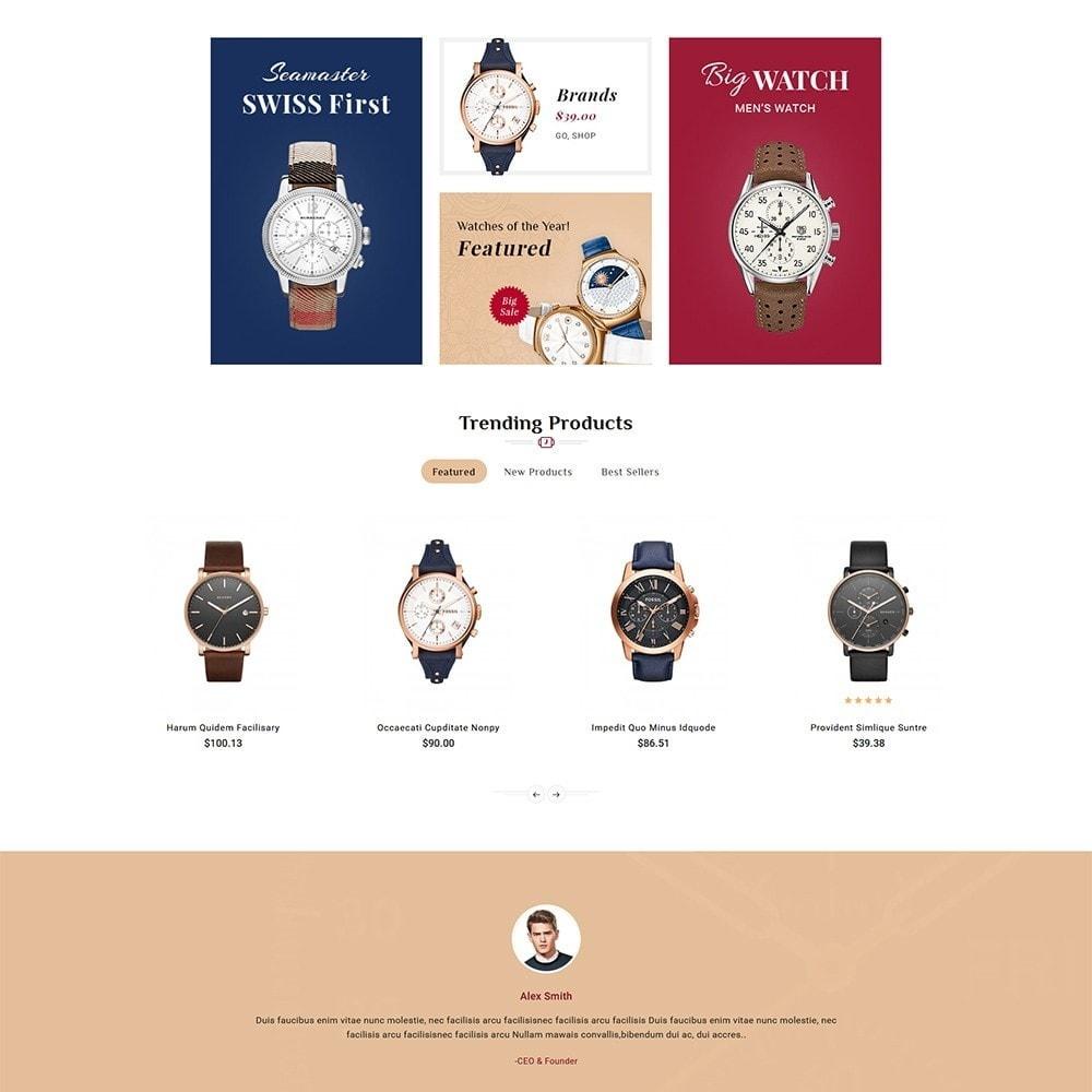 theme - Jewelry & Accessories - Wrist Watches - 3