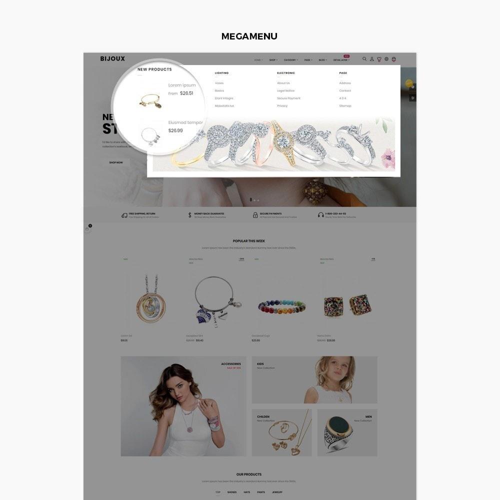 theme - Health & Beauty - Bijoux - Jewelry & Make up - 11
