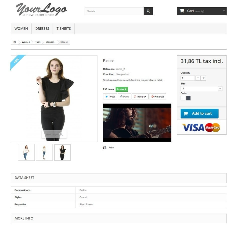 module - Wideo & Muzyka - Product Media - 6