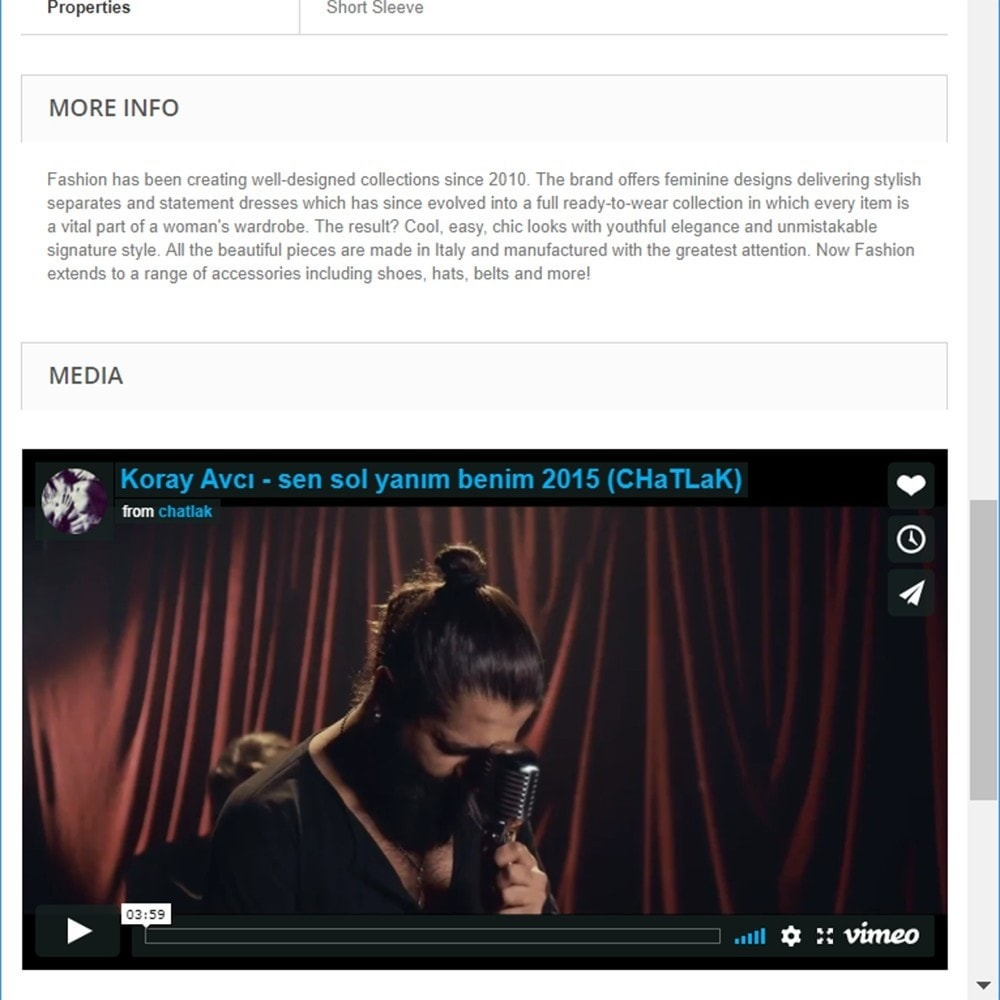 module - Wideo & Muzyka - Product Media - 7