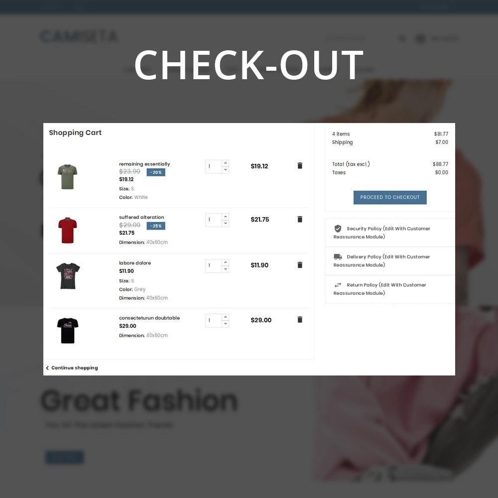 theme - Fashion & Shoes - Camiseta - The Fashion Store - 13