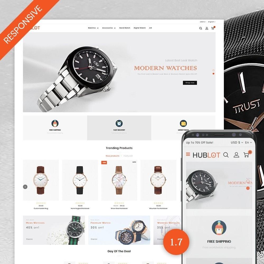theme - Jewelry & Accessories - Hublot - Watch Store - 1