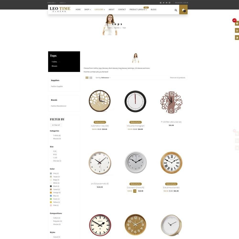 theme - Jewelry & Accessories - Leo Time - 5