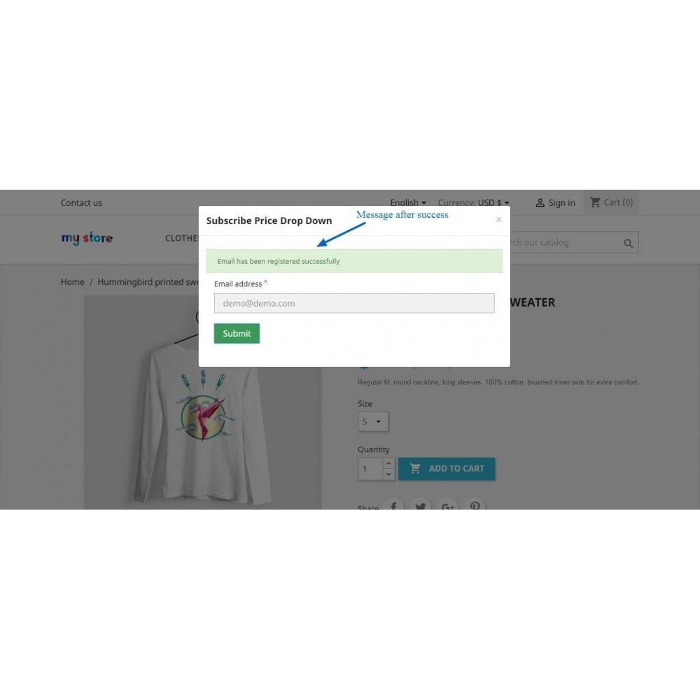 module - Notifications & Automatic Emails - Price Drop Alert/Notifier - 6
