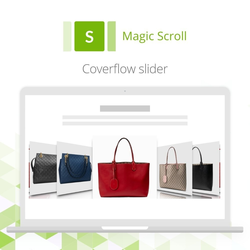 module - Navigation Tools - Magic Scroll - 3