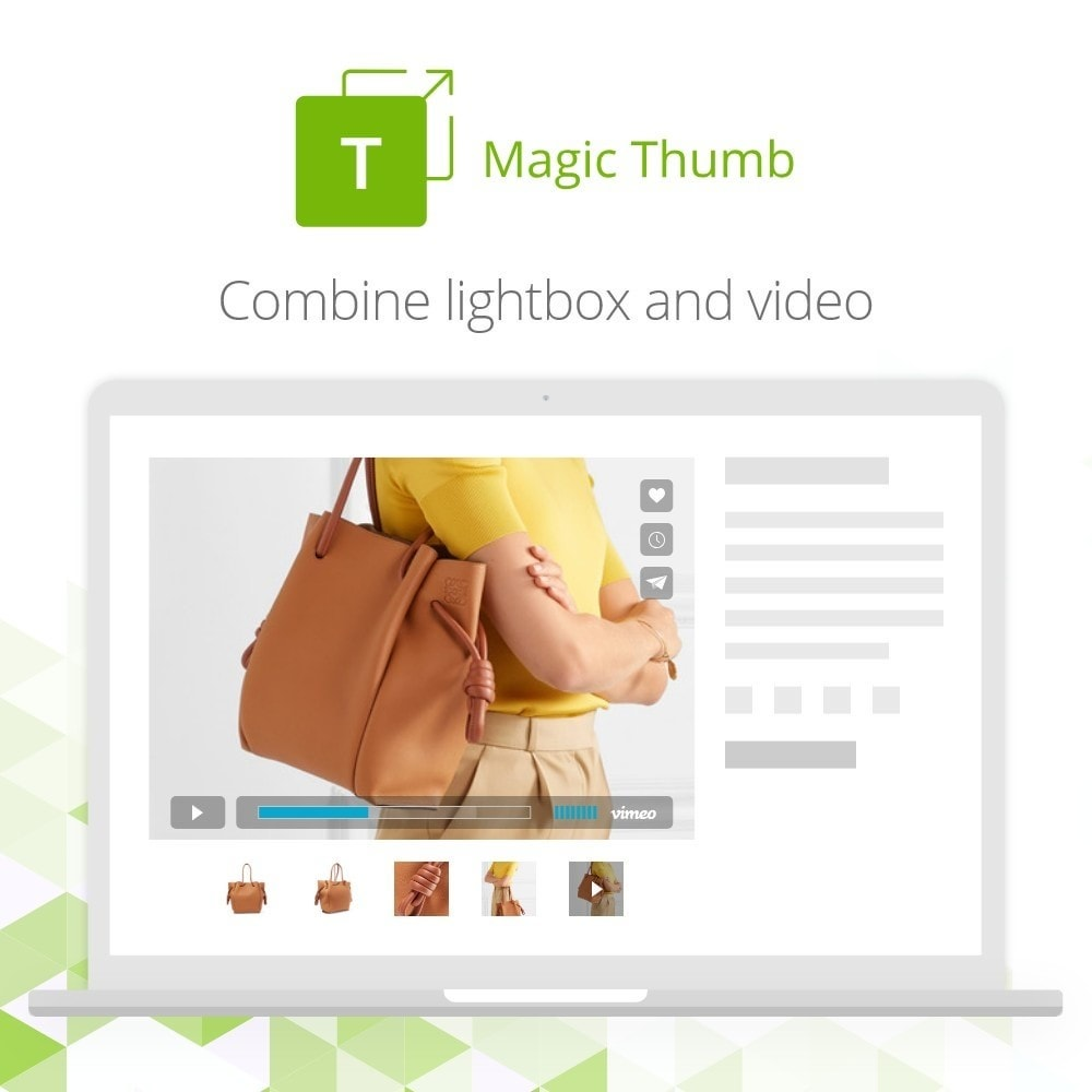 module - Produktvisualisierung - Magic Thumb - 2