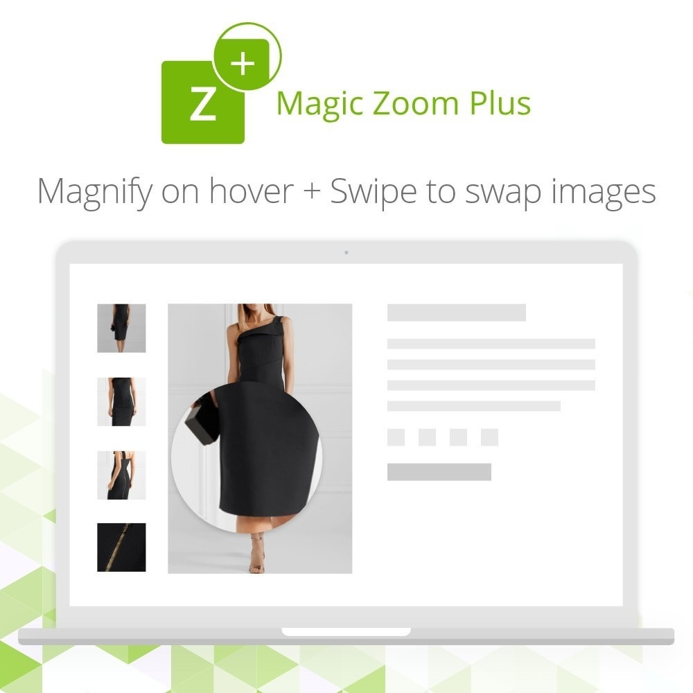 module - Produktvisualisierung - Magic Zoom Plus - 2