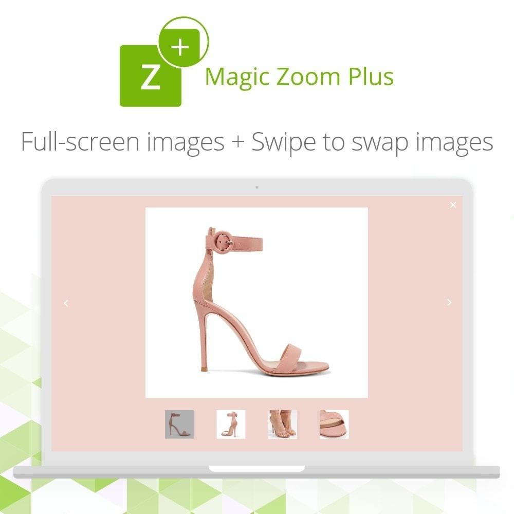 module - Visualizzazione Prodotti - Magic Zoom Plus - 5