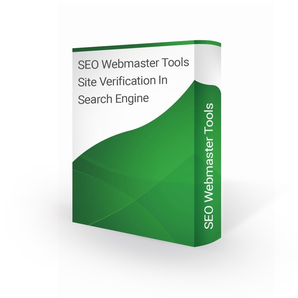 module - SEO (Referenciamento natural) - SEO Webmaster Tools Site Verification Search Engine - 1