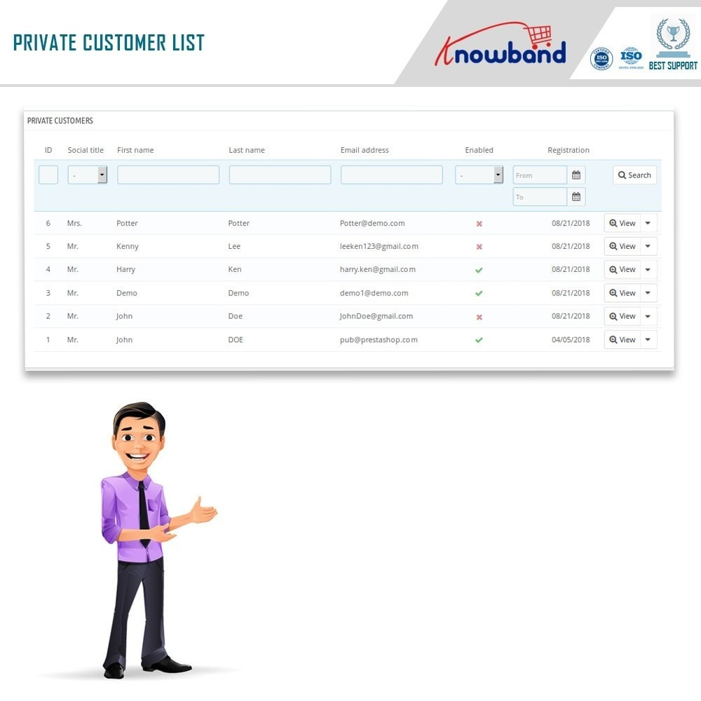 module - Flash & Private Sales - Knowband - Private Shop - 11