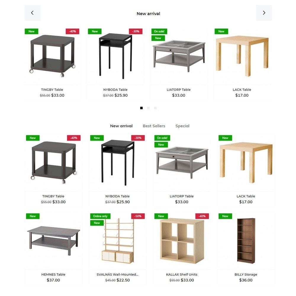 theme - Casa & Jardins - Wooden - 3