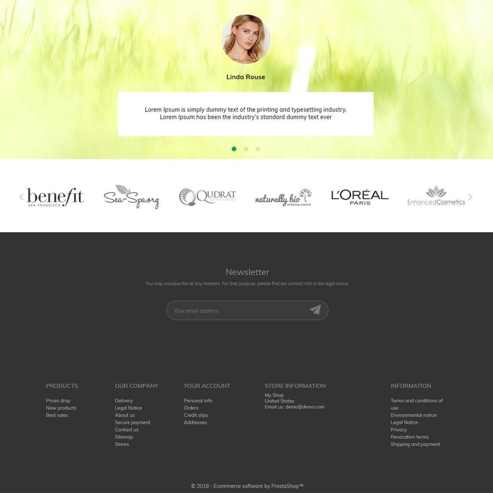 theme - Health & Beauty - Laura Cosmetics - 4