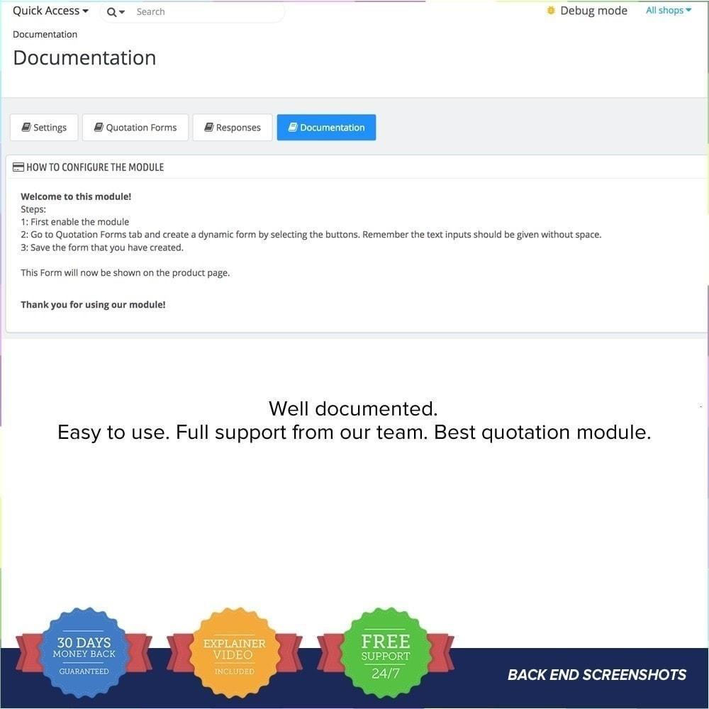 module - Preventivi - Quotazione Online - 9