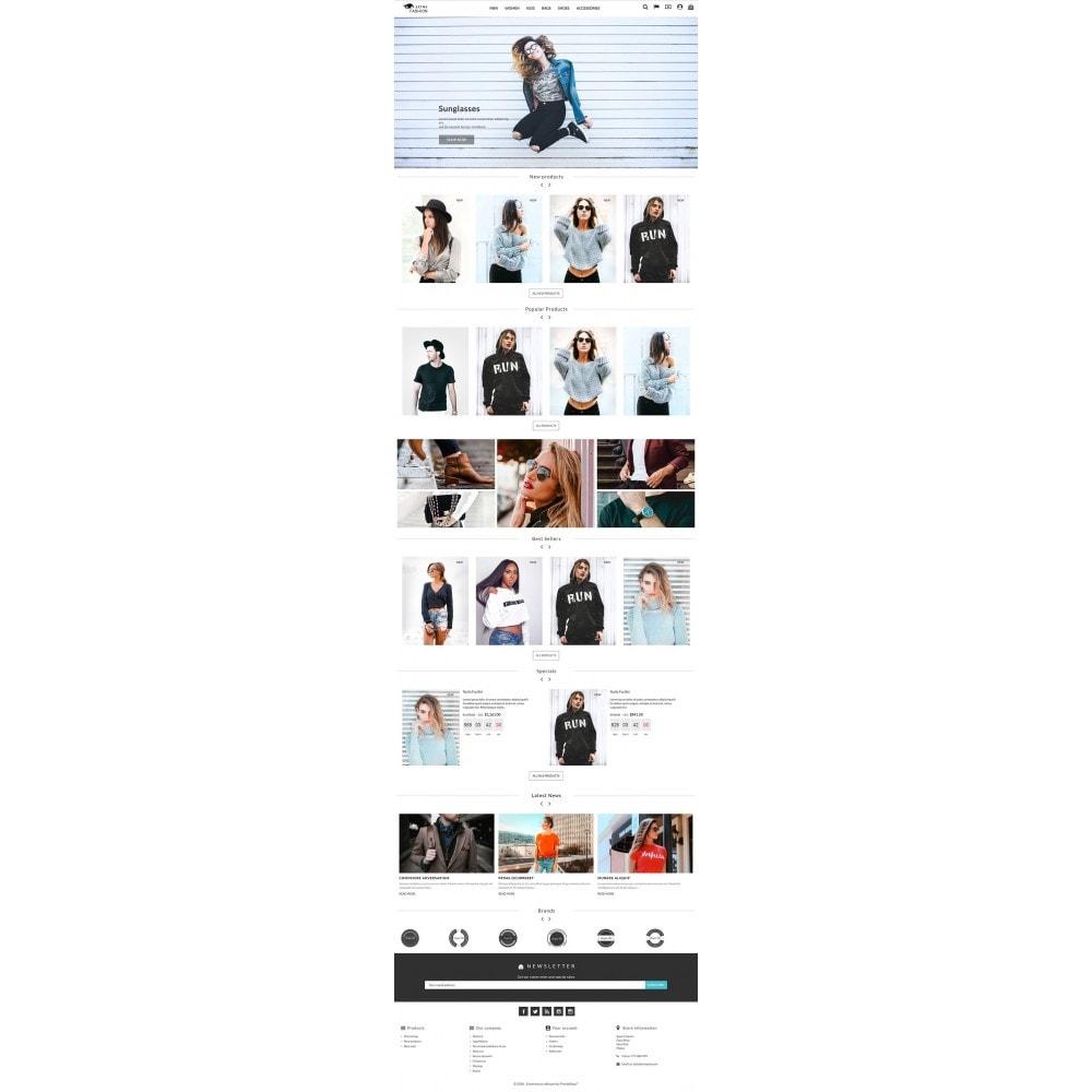 theme - Fashion & Shoes - Extra Fashion - 2