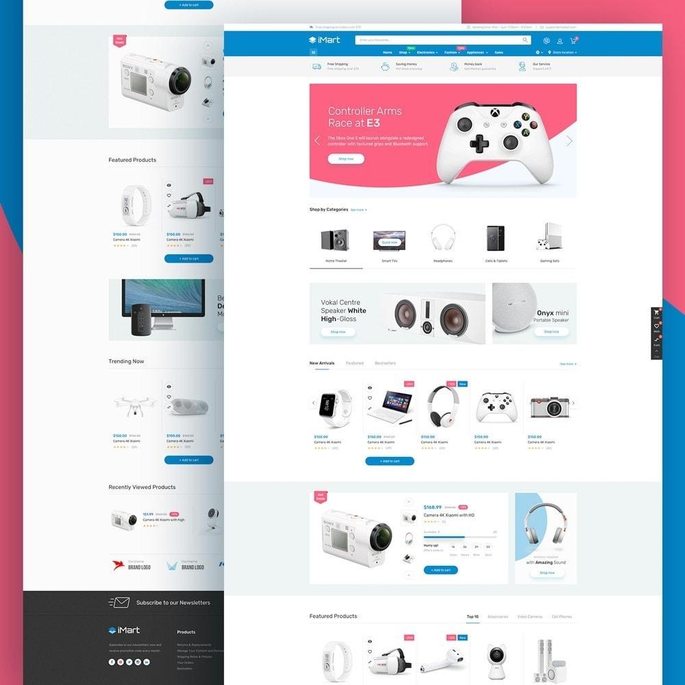 theme - Elettronica & High Tech - iMart Electronic Store - 1