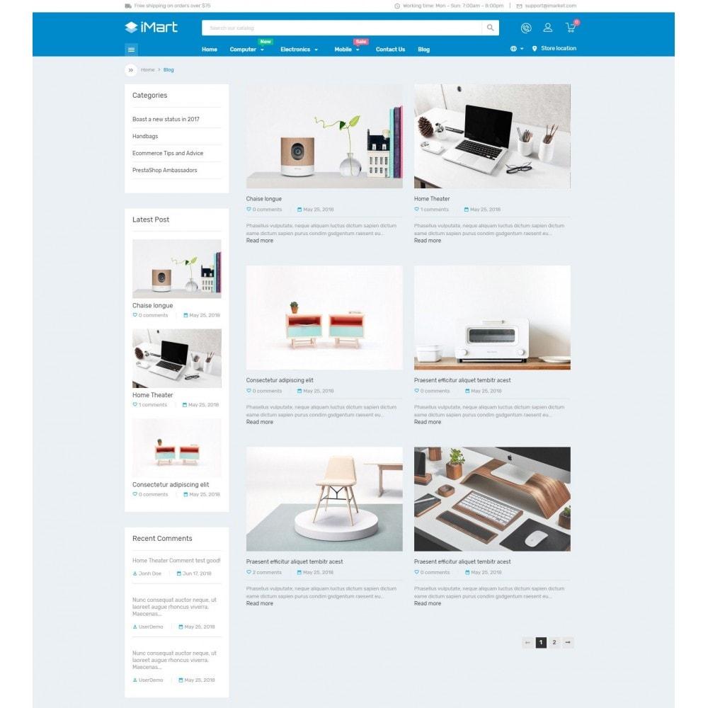 theme - Elettronica & High Tech - iMart Electronic Store - 7