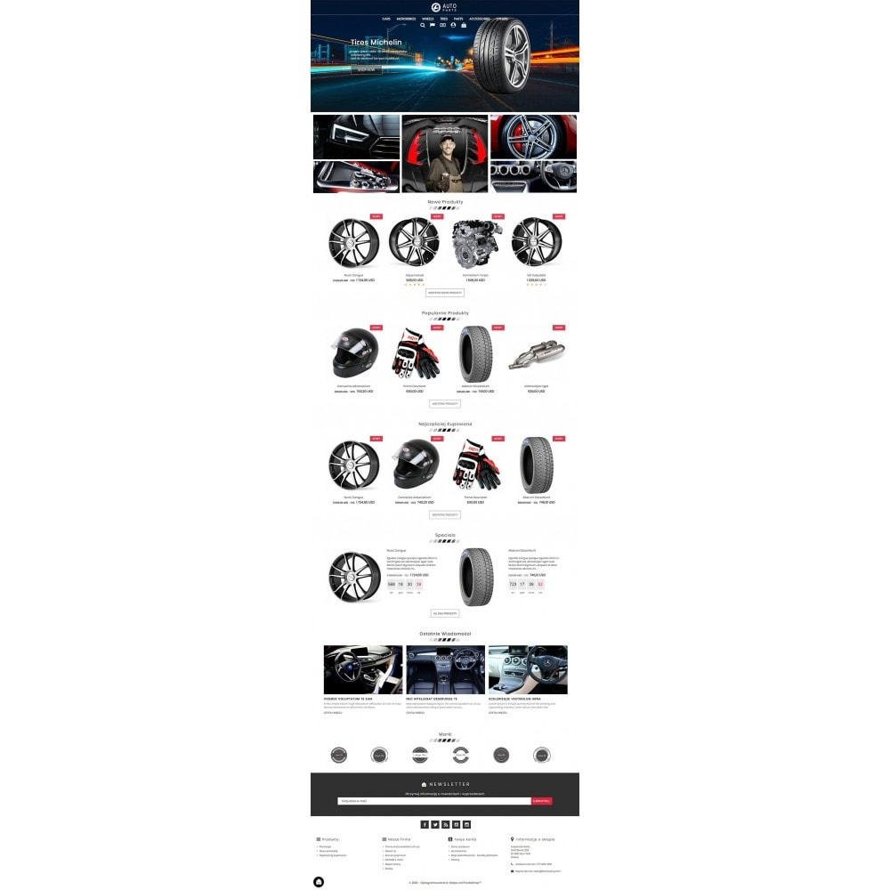 theme - Automotive & Cars - Auto Moto Parts - 2