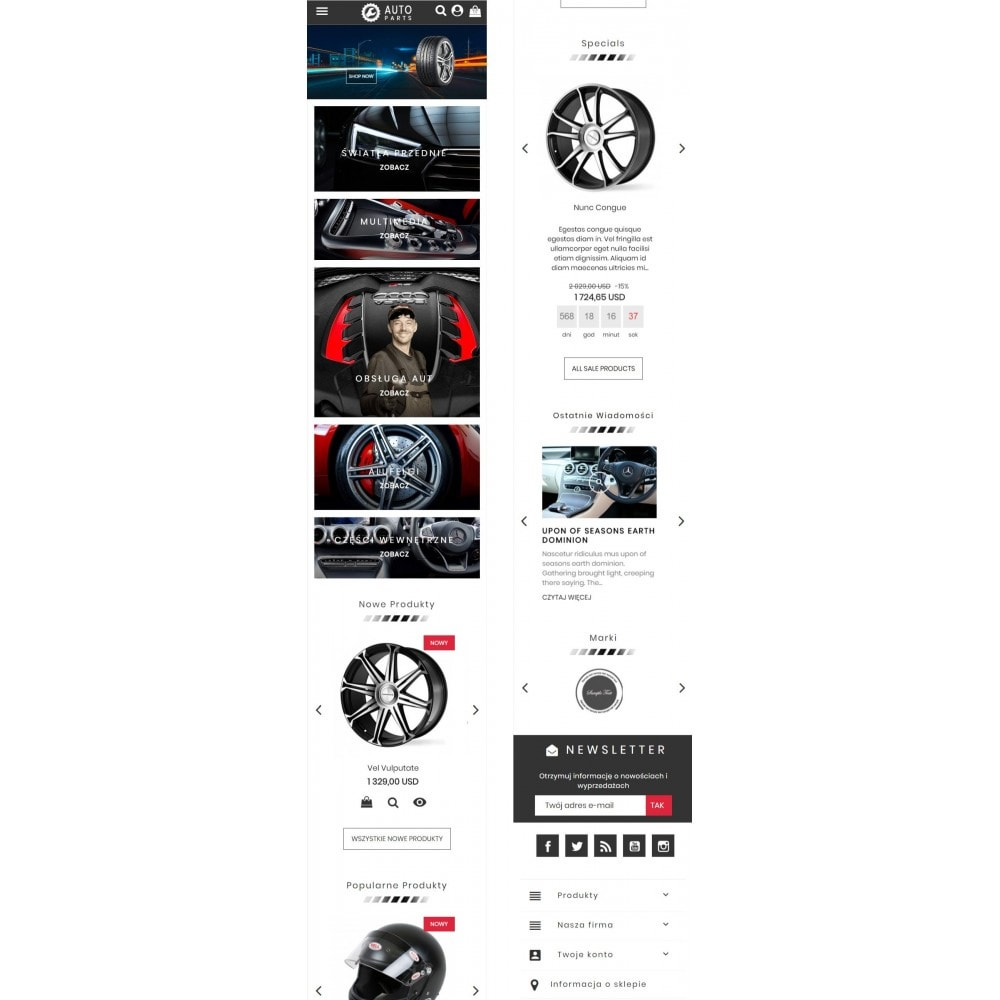 theme - Automotive & Cars - Auto Moto Parts - 5