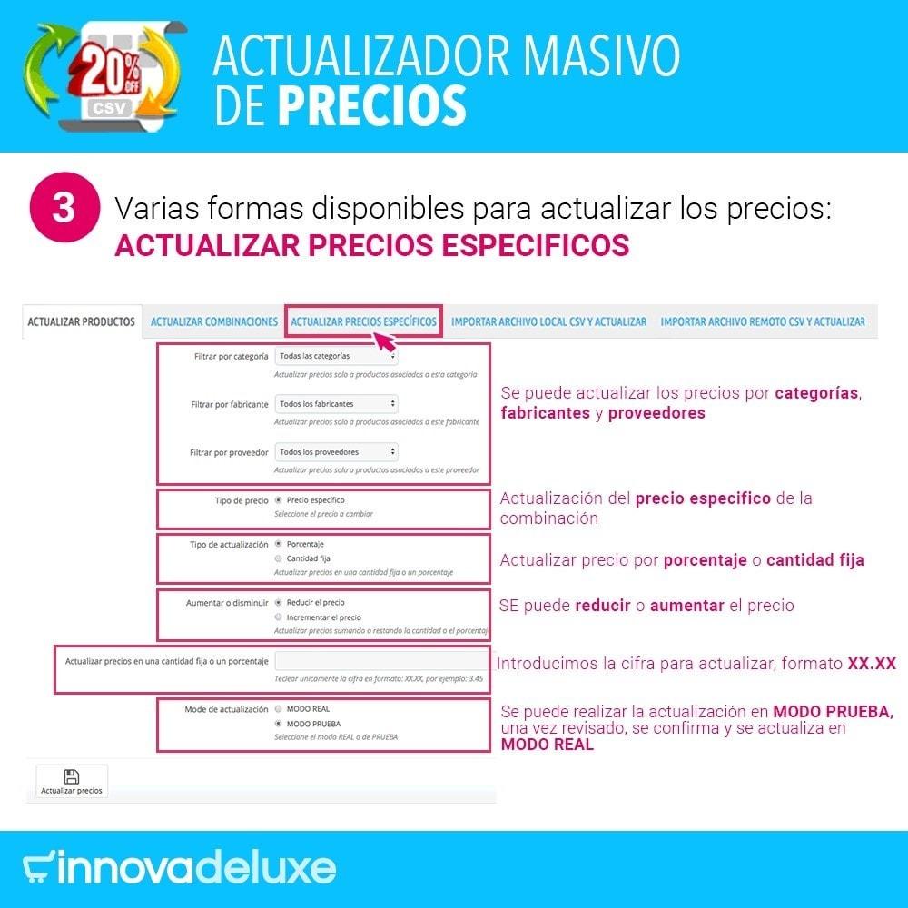 module - Edición Rápida y Masiva - Actualizador masivo de precios - 4