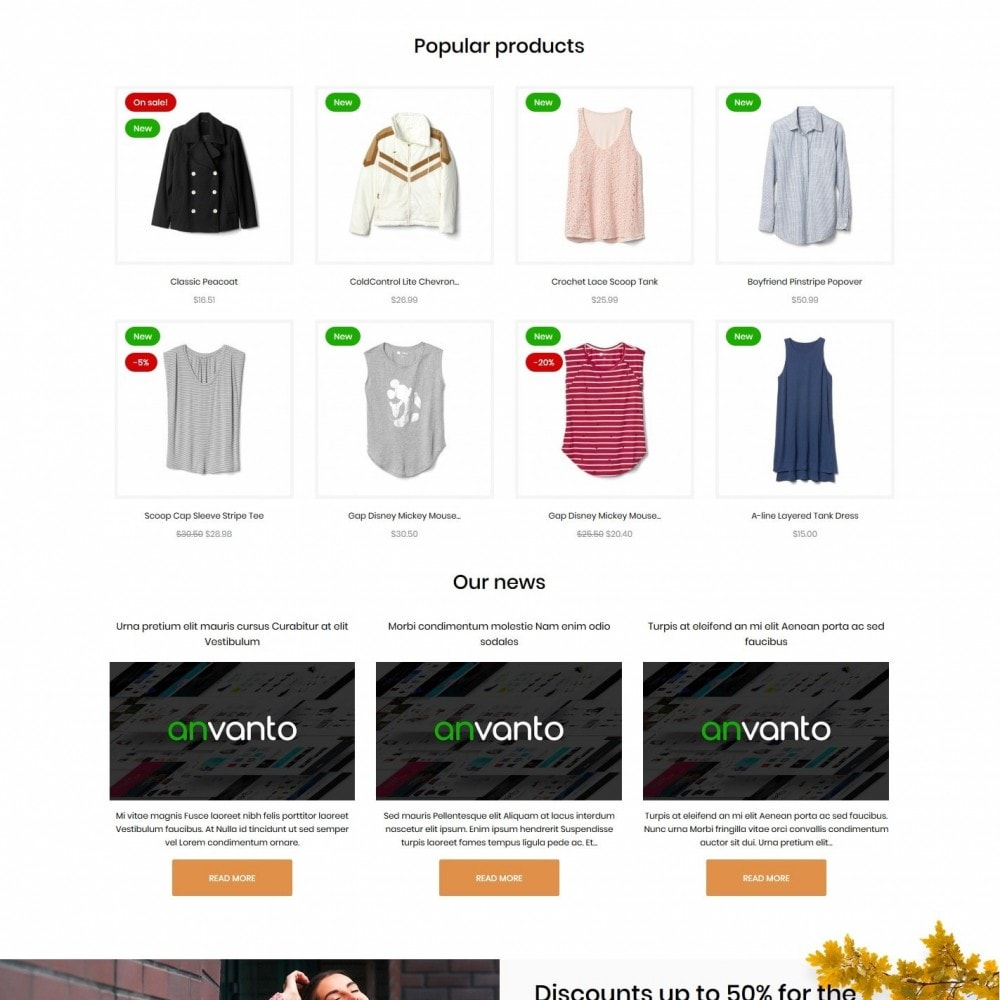 theme - Fashion & Shoes - Akonit Fashion Store - 3