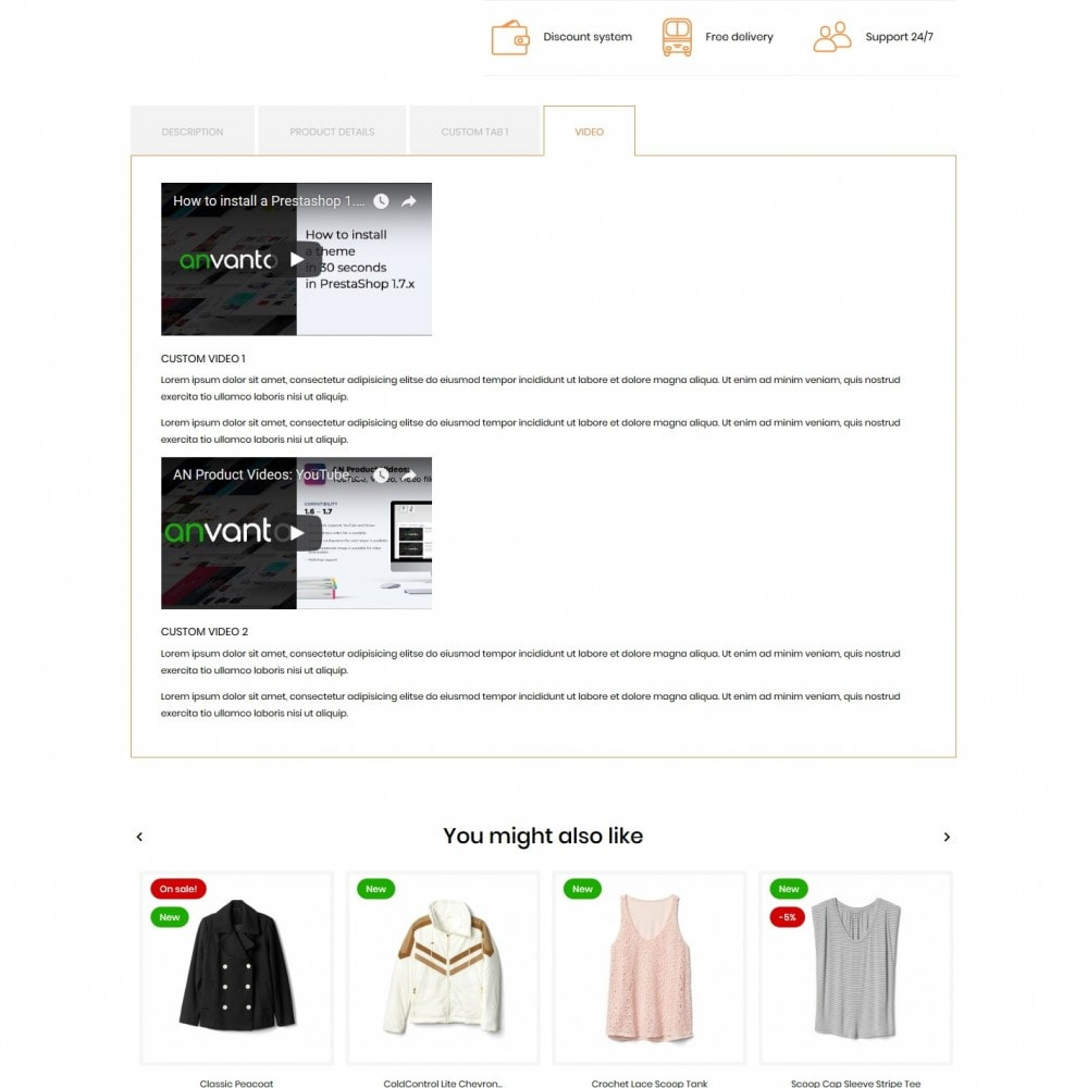 theme - Fashion & Shoes - Akonit Fashion Store - 9