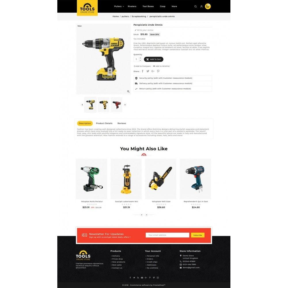 theme - Hogar y Jardín - Tools Equipment - 7