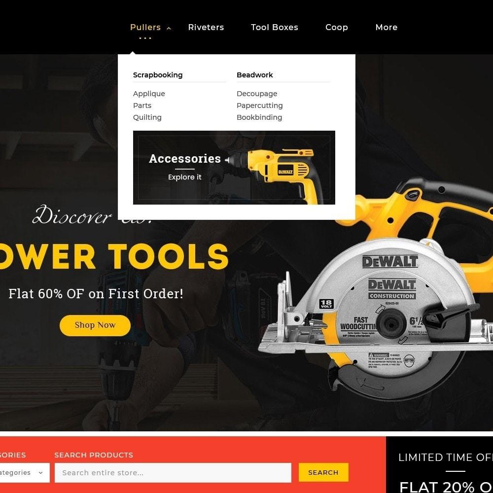theme - Hogar y Jardín - Tools Equipment - 11