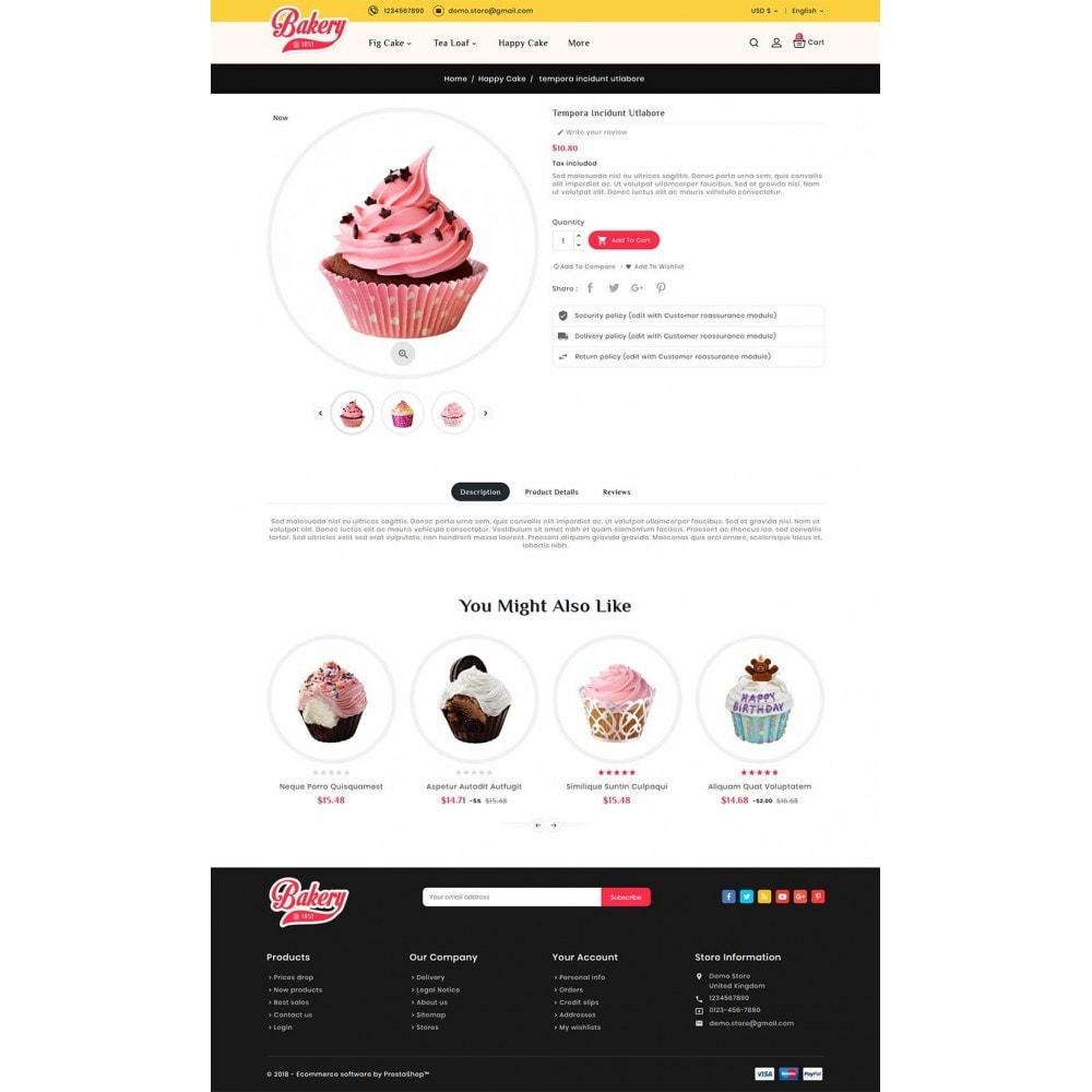 theme - Подарки, Цветы и праздничные товары - Cakery - Bakery Shop - 7