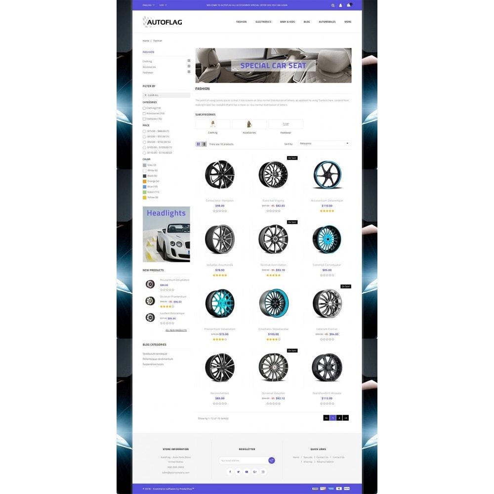 theme - Coches y Motos - AutoFlag Store - 3