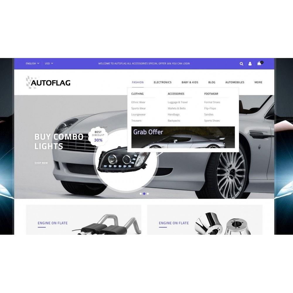 theme - Coches y Motos - AutoFlag Store - 6
