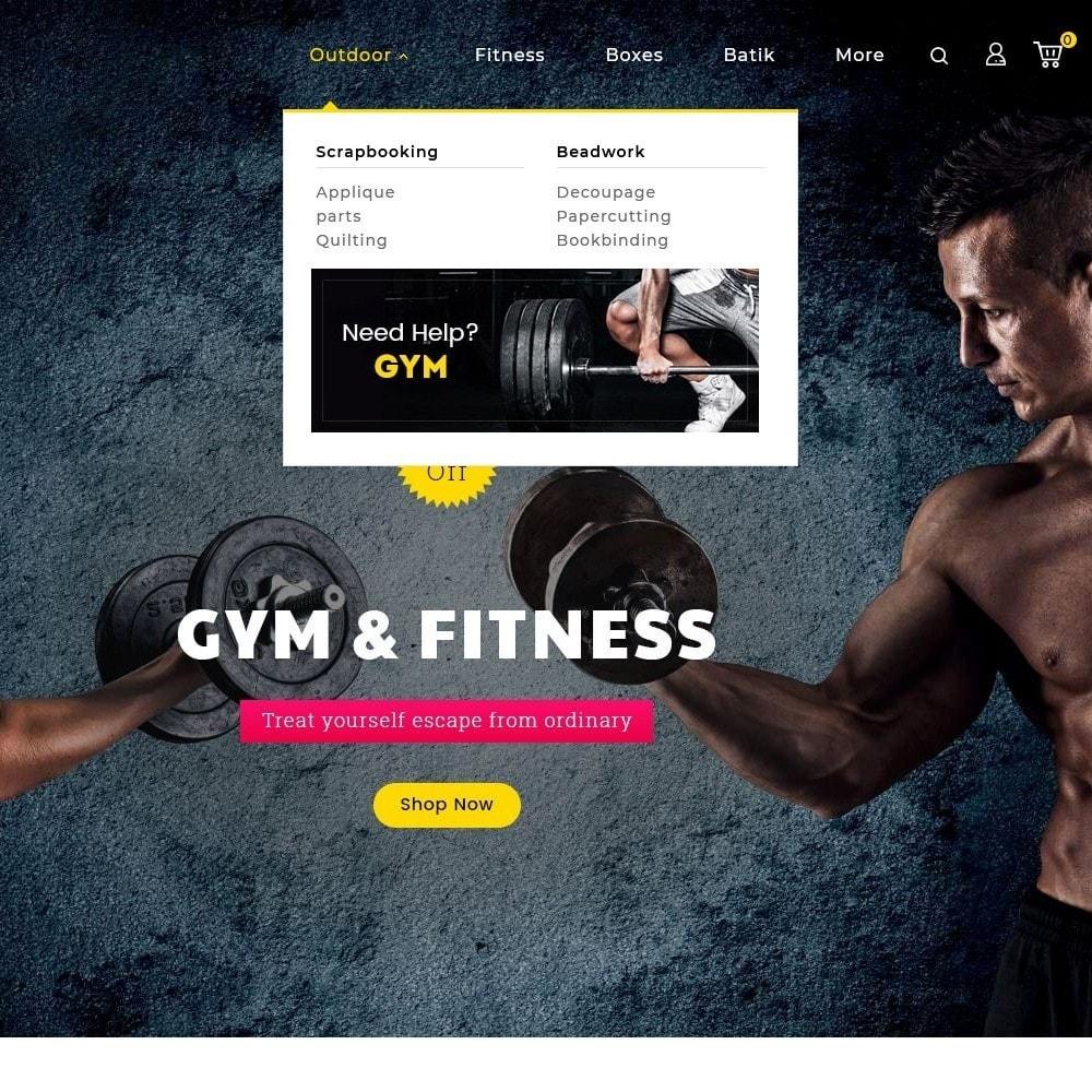theme - Sport, Aktivitäten & Reise - Fitness Club - 11