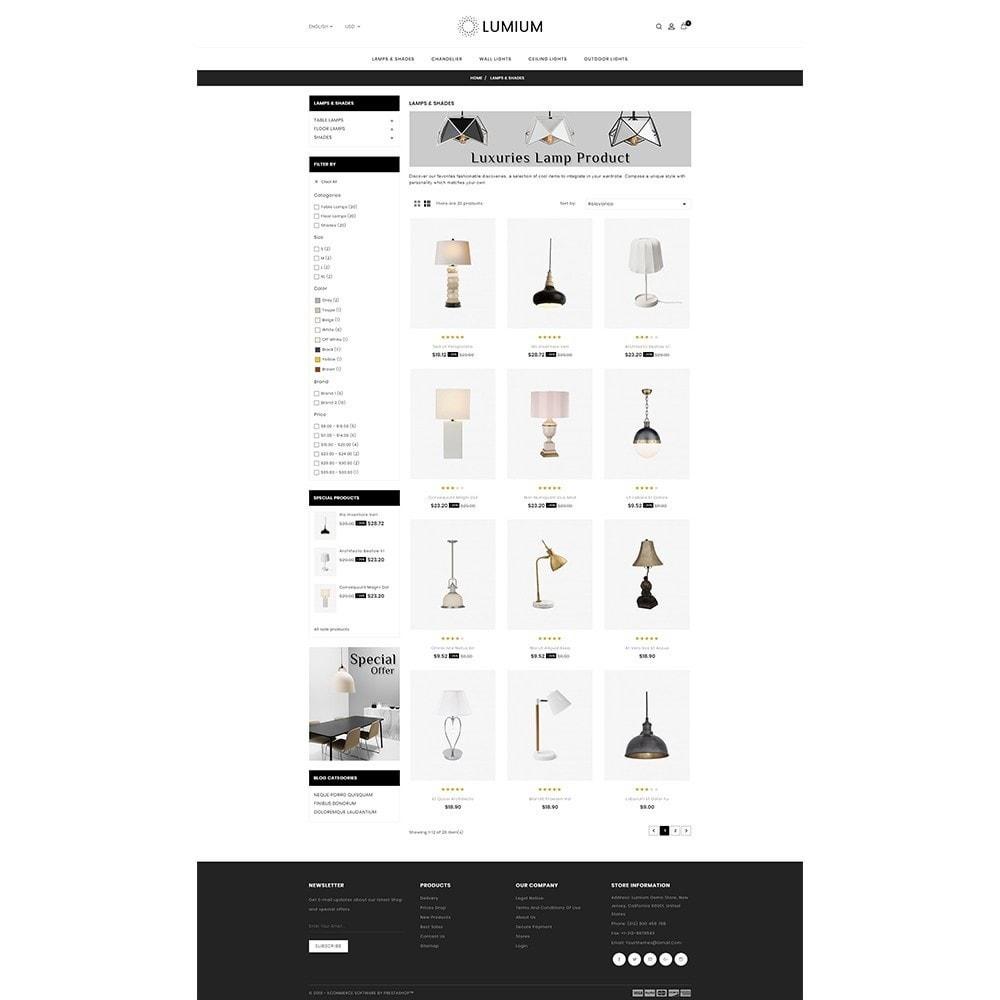 theme - Casa & Giardino - Lumium Store - 3