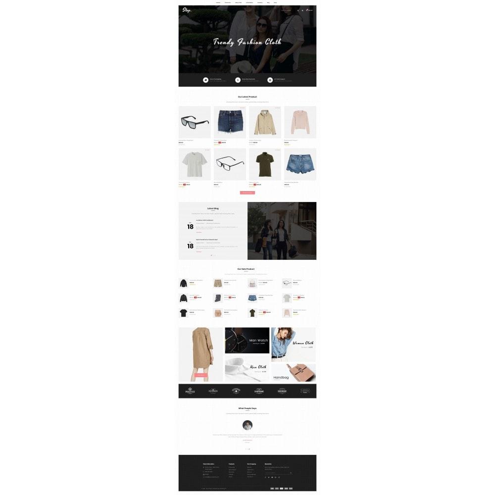 theme - Fashion & Shoes - Fashion Stop - 2