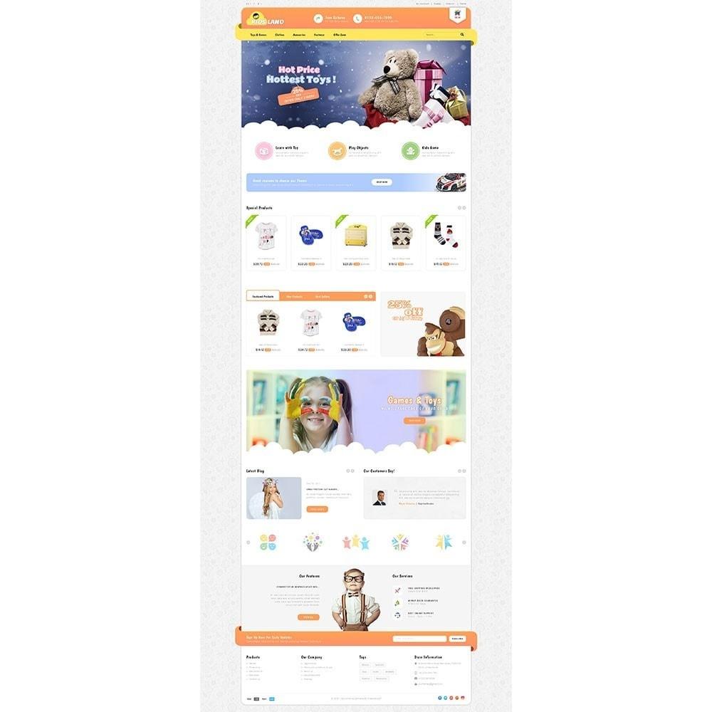 theme - Bambini & Giocattoli - Kidsland Store - 2