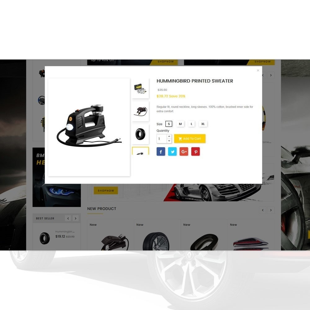 theme - Automotive & Cars - Autopart - Cars & Automotive Store - 7